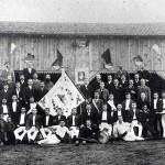 1917 Turnhalle